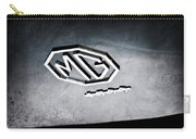 1959 Mg A 1600 Roadster Emblem Carry-all Pouch