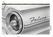 1963 Ford Falcon Futura Convertible Taillight Emblem Carry-all Pouch