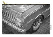 1963 Ford Falcon Sprint Convertible Bw  Carry-all Pouch
