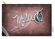 1965 Rambler Marlin Emblem Carry-all Pouch