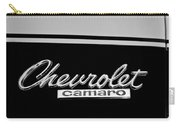1967 Chevrolet Camaro Emblem Carry-all Pouch