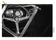 1967 Ferrari 275 Gtb 4 Steering Wheel Emblem Carry-all Pouch by Jill Reger