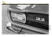 1971 Iso Grifo Can Am Taillight Emblem Carry-all Pouch