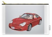 2002 Porsche 996  Carry-all Pouch