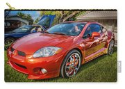 2006 Mitsubishi Eclipse Gt V6 Painted Carry-all Pouch