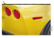 2013 Chevy Corvette Zr1 Carry-all Pouch