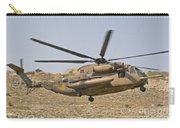 A Ch-53 Yasur 2000 Of The Israeli Air Carry-all Pouch