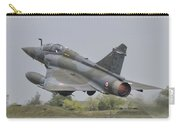 A French Air Force Mirage 2000d Taking Carry-all Pouch