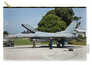 A Hellenic Air Force F-16c Block 52+ Carry-all Pouch