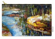A Morning At River Bank Park Ny Carry-all Pouch