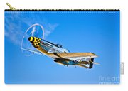 A North American P-51d Mustang Carry-all Pouch