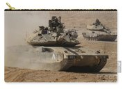 A Pair Of Israel Defense Force Merkava Carry-all Pouch