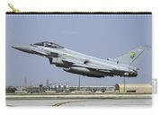 A Royal Air Forcetyphoon Fgr4 Taking Carry-all Pouch