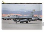 A U.s. Air Force F-16c Fighting Falcon Carry-all Pouch