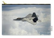 A U.s. Air Force F-22 Raptor Aircraft Carry-all Pouch