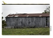 Abandoned Barn Kentucky Usa Carry-all Pouch
