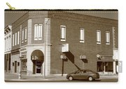 Abilene Kansas - 2nd And Broadway Carry-all Pouch