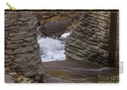Above The Falls Carry-all Pouch