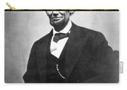 Abraham Lincoln(1809-1865) Carry-all Pouch