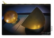 Abstract 3d Shapes  Carry-all Pouch