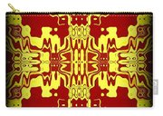 Abstract Series 3 Carry-all Pouch