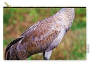 Adult Sandhill Crane Carry-all Pouch