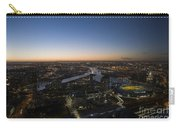 Aerial View Of Melbourne Carry-all Pouch