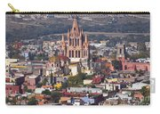 Aerial View Of San Miguel De Allende Carry-all Pouch