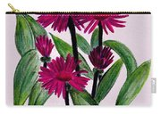 African Daisies Carry-all Pouch