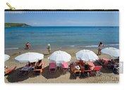 Agia Marina Beach Carry-all Pouch