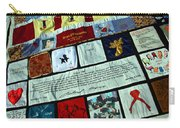 Aids Quilt -- 1 Carry-all Pouch