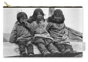 Alaska Eskimo Children Carry-all Pouch