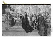 Alexander IIi (1845-1894) Carry-all Pouch
