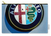Alfa Romeo Emblem Carry-all Pouch