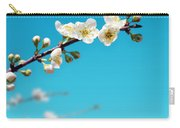 Almond Branch Carry-all Pouch