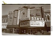 Alpena Michigan - State Theater Carry-all Pouch