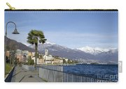 Alpine Village On The Lakefront Carry-all Pouch