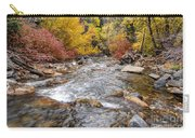 American Fork Canyon Creek In Autumn - Utah Carry-all Pouch