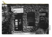 American Pool Hall Facade Version 1 Ghost Town Jerome Arizona 1968 Carry-all Pouch