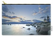 An Evening At Tahoe Carry-all Pouch