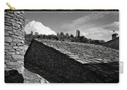 An Old Spanish Town Puente De Montanana Carry-all Pouch