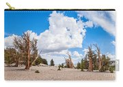 Ancient Panorama - Bristlecone Pine Forest Carry-all Pouch