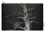 Anthropomorphic Tree Carry-all Pouch