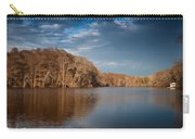 Apalachicola River  Carry-all Pouch by Debra Forand