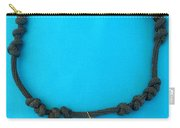 Aphrodite Melainis Necklace Carry-all Pouch by Augusta Stylianou