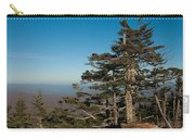 Appalachian Mountains From Mount Mitchell  Carry-all Pouch