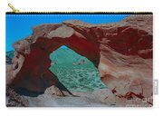Arch Rock - Valley Of Fire State Park Carry-all Pouch