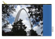 Arch To The Sky Carry-all Pouch