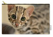 Asian Leopard Cub Carry-all Pouch