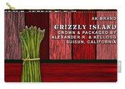 Asparagus Farm Carry-all Pouch